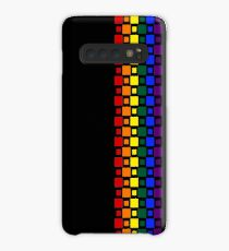 Pride Squares Vertical Case/Skin for Samsung Galaxy