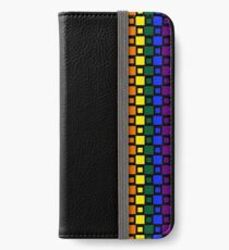 Pride Squares Vertical iPhone Wallet/Case/Skin