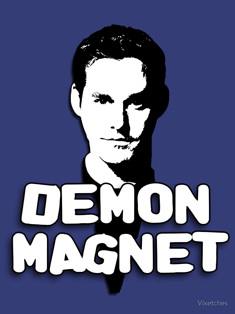 XANDER HARRIS: Demon Magnet by Vixetches