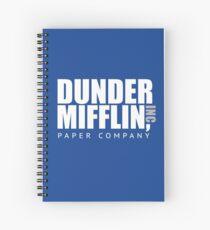 Dunder Mifflin Paper Notebook Spiral Notebook