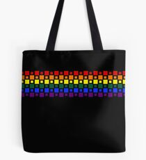 Pride Squares Tote Bag