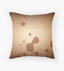 Vignette Blotches Throw Pillow