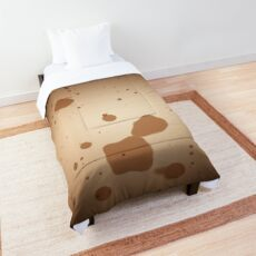Vignette Blotches Comforter