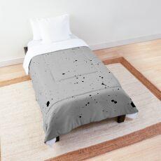Simple Noisy Blotches Comforter