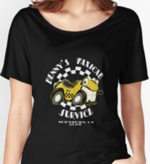 Benny's Taxicab Service Women's Relaxed Fit T-Shirt