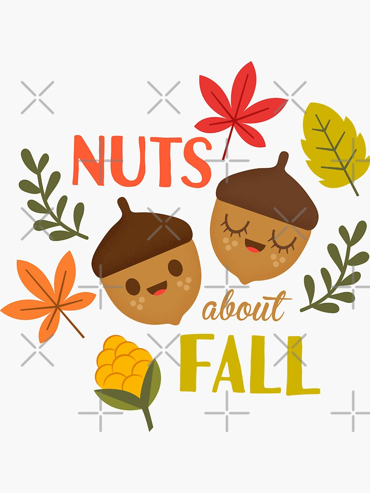 Nuts about Fall by jsongdesign