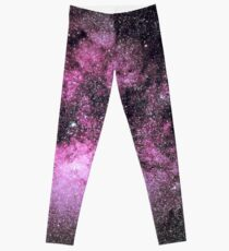Scorpius Starscape [Pink] Leggings
