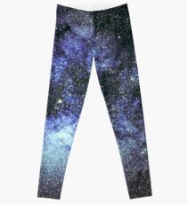 Scorpius Starscape [Blue] Leggings
