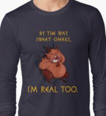 I'm Real Too Long Sleeve T-Shirt
