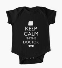 Keep Calm I'm The Doctor Kids Clothes
