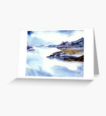 Mystic River Greeting Card
