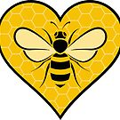 The Bee Is Declared The Most Important Living Being On The Planet by mavisshelton