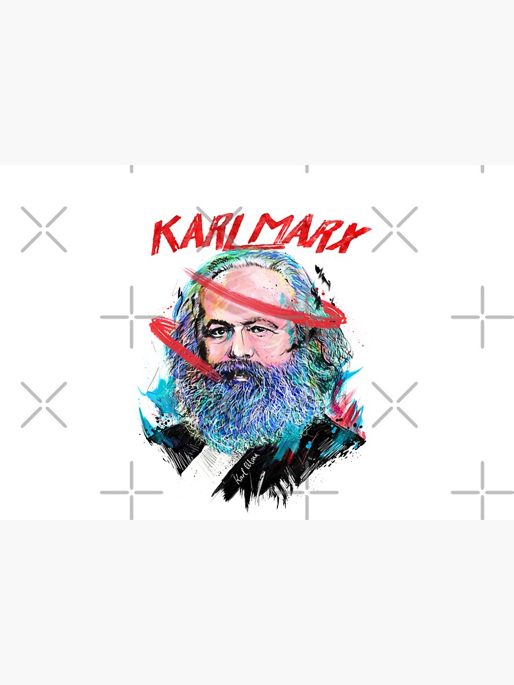 Karl Marx Superstar V01 by Lidra