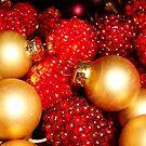 Christmas Baubles  by DearMsWildOne