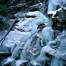 Frozen Falls by Esherpah