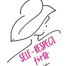 SELF-RESPECT FIRST (Pink) by Roxana Frontini