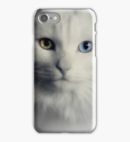 Just one look iPhone Case/Skin