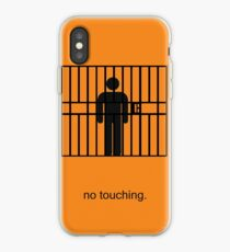 Vinilo o funda para iPhone Arrested Development No Touching