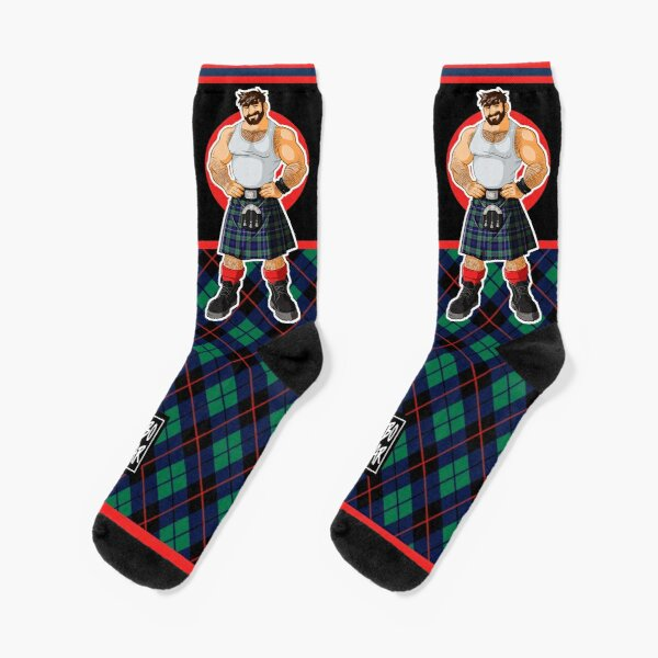 ADAM LIKES KILTS Socks