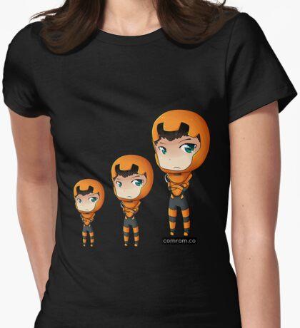 Ender Wiggen Chibi by KlockworkKat T-Shirt