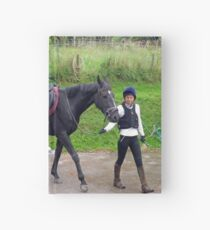 Equine Education Hardcover Journal