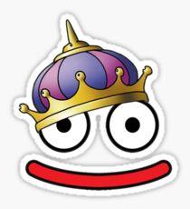 DragonQuest King Slime Sticker