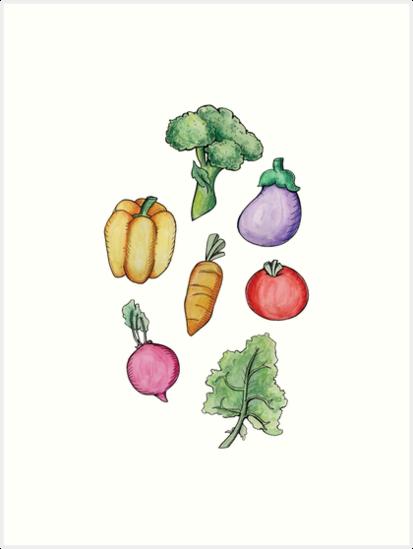 Garden Fresh  by Nicole Cischke