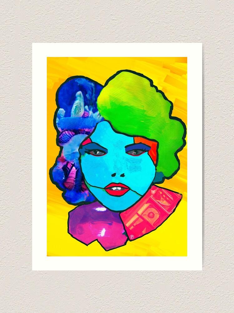Alternate view of POP colore Art Print