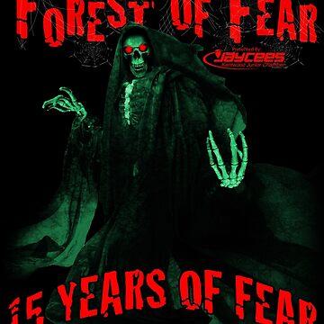 Forest of Fear 2015 Gear by KentwoodJaycees