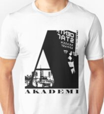 Center Stage by Akademi Apparel Unisex T-Shirt