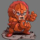 Angry Ginger by StickaBomb