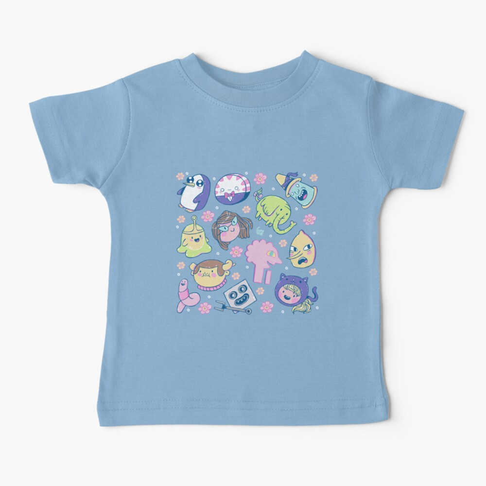 Adventure Time Friends 2 Baby T-Shirt