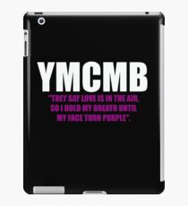 YMCMB Drake quote iPad Case/Skin