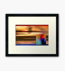 Landscape and Mindscape Framed Print