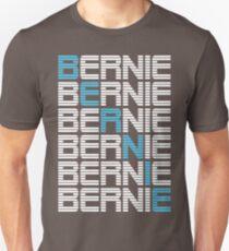 BERNIE sanders textual stack T-Shirt