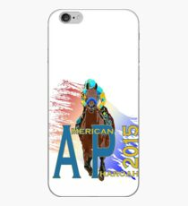 Amerikanischer Pharoah 2015 Spitzenreiter iPhone-Hülle & Cover