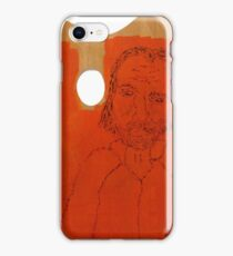 Easel Man iPhone Case/Skin