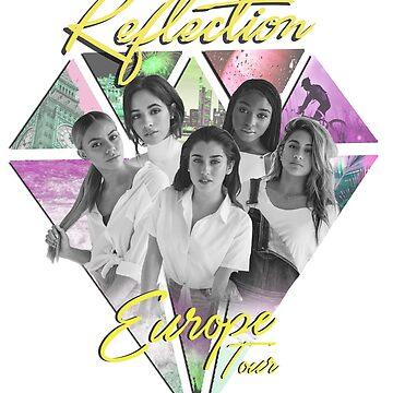 Fifth Harmony // Reflection European Tour (Yellow) by shaunsuxx