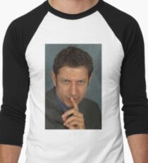 Camiseta ¾ bicolor para hombre Jeff Goldblum