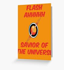 Flash gordon greeting cards redbubble flash gordon greeting card m4hsunfo