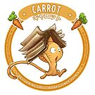 Carrot, delivering spell books since 2014 - Pepper&Carrot official by David  Revoy