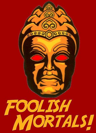 Foolish Mortals by AliceCorsairs