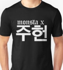 Monsta X Jooheon Name/Logo 2 Unisex T-Shirt