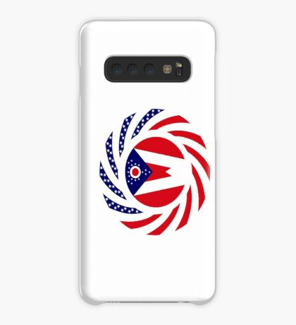 Ohio Murican Patriot Flag Series Case/Skin for Samsung Galaxy