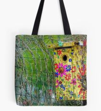 Hippie House Tote Bag