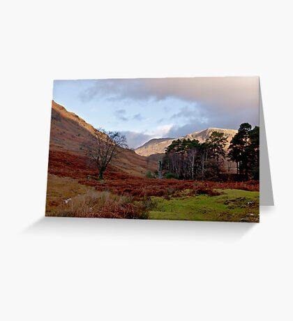 The Beauty of Wasdale Greeting Card