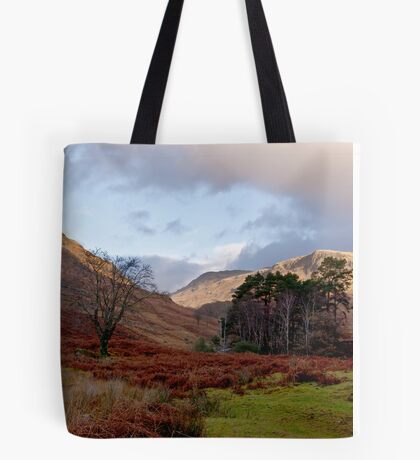 The Beauty of Wasdale Tote Bag