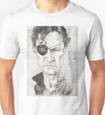 Walking Dead The Governor by Sheik Unisex T-Shirt