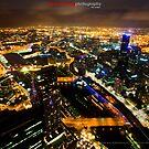 City of Lights by Keegan Wong