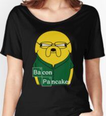 Bacon Pancakes Women's Relaxed Fit T-Shirt